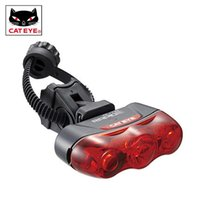 Wholesale Rapid Bike - CatEye Rapid 3 Auto TL-AU630-R Bicycle Rear Intelligent Light MTB Bike Taillight 3 High Power LED Waterproof Cycling Light