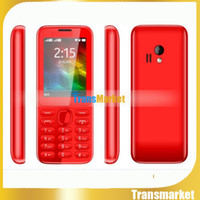 2.4Inch Téléphone portable senior à bas prix Dual SIM Big Keyboard Haut-parleur écran couleur TFT FM Long Standby Quad Band Phone for Sos, Old, 105
