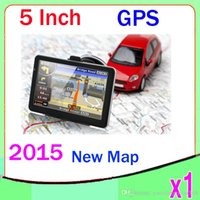 Wholesale Gps Suport - 5inch car gps navigation,TFT touch screen,built-in 4gb suport fm,mp3,video player,.wince6.0 1PCS ZY-DH-02