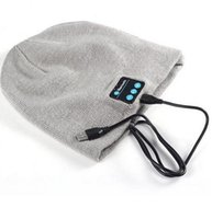 speaker and amplifier - Hot Sale Bluetooth Music Beanies Winter Hat With Mini Wireless Speaker Bluetooth Receiver Amplifier Audio Music Speaker Smart Cap Headset