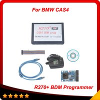 Wholesale Cas4 Programmer - R270+ V1.20 Auto CAS4 BDM Programmer R270 CAS4 BDM Programmer Professional for bmw key prog free shipping