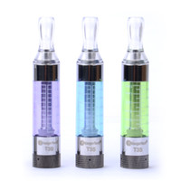 Kanger T3S Atomizer 3.0ml Clearomizer Tanques <b>Kangertech T3S Atomizer</b> con bobinas intercambiables 100% Original