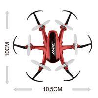 Wholesale Mini Hexacopter - Mini JJRC H20 Nano modo Headless Hexacopter RC Quadcopter 2.4 G 4CH 6 Axis 1 chave voltar RTF VS CX-10 H8 Mini Drone brinquedos hot sale