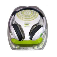 S5Q Deluxe Stereo Headphone Headset Auricolare Microfono Mic Per XBOX 360 Live AAAAMC