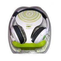 Wholesale Headphone Xbox - S5Q Deluxe Stereo Headphone Headset Earphone Microphone Mic For XBOX 360 Live AAAAMC