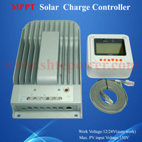 Wholesale Mppt Charger Controller - Tracer 4215BN Max PV Input 150V Battery Charger Auto Work 12V 24V 40A MPPT Solar Controller