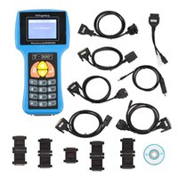 Wholesale 2017 Latest Version V16 T code T300 Auto Key Programmer T Auto Key Maker Spanish English T300 Transponder Key Programmer T