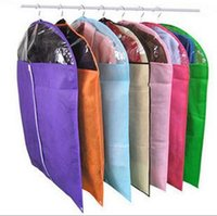 Wholesale Brand New Breathable Suit Dress Cover Garment Travel Closet Storage Bag Protector