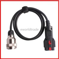Wholesale Quality Mb Star - the Newest and High quality OBD2 Cable OBD2 16 PIN Cable for MB STAR C3 free shipping