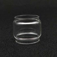 Wholesale Pyrex Color Glass Tube - Smok TFV12 Prince Tank 8ml Extended Pyrex Glass Tubes Fat Boy Clear Color Glass Tube Replacement Sleeve E Cigarette DHL Free