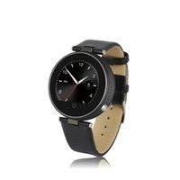 ingrosso guarda iphone sync-S365 Smart Watch MTK2502 touchscreen capacitivo ad alta sensibilità Bluetooth 4.0 SYNC da 1,22 pollici Supporto iPhone e telefono Android