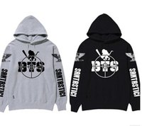 Wholesale Bts Album - autumn and winter BTS bangtan boys concert hoodies men and women kpop coat jacket kpopbts poster bts album bts hoodie