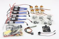 Wholesale Hex Rotor - F05114-D RC HexaCopter ARF Electronic: KK Multicopter V2.3 Hex-Rotor Flight Control Board 30A ESC A2212 1000KV Motor + Freeship