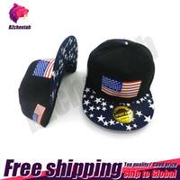 Wholesale Trucker Hats For Cheap - Trucker hats hip hop snapback caps Diamond caps us snapback street caps knit hats for men cheap football baseball hats