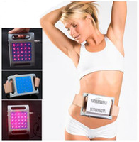 Wholesale Mini Burning Lasers - 650nm laser latest best Mini Diode Lipo laser Slimming weight loss machine LLLT Cellulite Reduction Machine