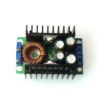 convertidor de potencia de voltaje al por mayor-Módulo de potencia ajustable DC-DC Buck Converter 9A Regulador de voltaje descendente 40V para High-power LED Driver Buck Converter