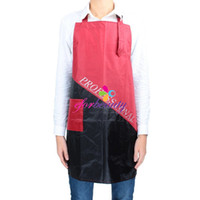Wholesale High Quality Aprons Wholesale - High Quality Professional Hair Stylist Apron Hair Cares Styling Tools Fashion New and Hot Selling 5pcs