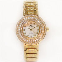 Brand Womens Watch Luxury Rome Number Rhinestone Crystal Dress Watch Повседневная мода Кварц Наручные часы Dames Horloges New