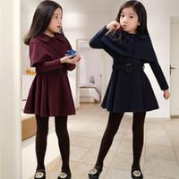 Girls Pea Coat Price Comparison | Buy Cheapest Girls Pea Coat on ...
