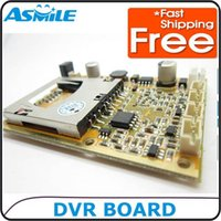 Wholesale Asmile Dvr - 1 channel dvr board camera cctv factory with remote controller from ASmile