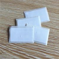 Wholesale Nfc 1k - MIFARE Classic® 1K Stickers NFC 38x26mm Rectangle 13.56MHz RFID Label Access Control -100pcs