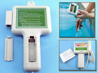 Wholesale Ph Water Tester Chlorine - PH CL2 Chlorine Tester Level Meter PH Tester Water Quality for Swimming Pool Spa With Package Free Shipping