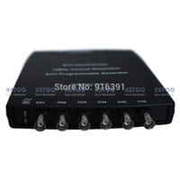 Wholesale Oscilloscope Automotive Usb - Wholesale-New Hantek 1008C 8CH USB Oscilloscope Professional Automotive Diagnostic Oscilloscope Free Shipping