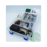 Wholesale Electronic Components Kits - Basic Electronics Starter Kit mini kit for beginners with sensors and electronics components (valuable option for students)