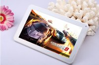 9 pouces phablet PC A33 Quad Core Tablet avec Bluetooth Flash 512MB / 8GB ROM Allwinner A33 Andriod 4.4 1.5Ghz