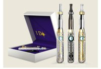 I DO Luxe diamant électronique Cigarette Starter Kit pour Ego Batterie Limited Edition