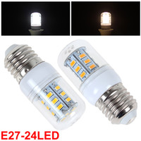 Wholesale E14 Candle Led 7w - SMD 5730 E27 E14 G9 B22 GU10 LED Lamp 7W 110V 220V LED Lights Corn Led Bulb Chandelier Candle Lighting Home Decoration