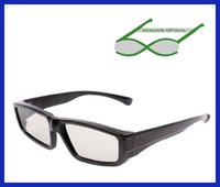 Wholesale passive d glasses used for d cinemas d eyewear used for RealD system imax system masterimage d systme