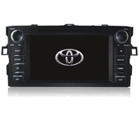 Wholesale Navigation For Toyota Corolla - MAISUN double din special for TOYOTA AURIS (2008-2011) car dvd player   car radio   car audio with GPS navigation