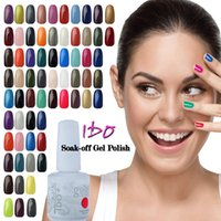 Wholesale gel polish nail art designs - Nail Gel IDO Gelish 15ml Nail Art Soak Off 24Pcs Lot 299 Colors Long Lasting UV Gel Nail Polish Design