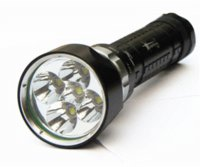 2015 New 8000 Lumen Taucherlampe 5 x Cree XML T6 LED Tauchen Taschenlampe L2 LED Dive Flash Light