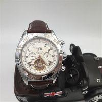 Wholesale Watch Automatic Machine Movement - New Luxury Brand Men Watches AAA Sapphire Glass Mens Watch with Automatic Machine Movement Clock Free Shipping