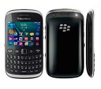 wifi reformado de telefonos moviles al por mayor-Blackberry 9320 Curve 9320 320 x 240 píxeles desbloqueados, 2.44 pulgadas con teléfono móvil con Wifi Wifi Gps Reacondicionado