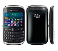 Wholesale pixel inches - Unlocked Original Blackberry 9320 Curve 9320 320 x 240 pixels, 2.44 inches with Wifi Gps Bluetooth mobile phone Refurbished