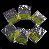 Wholesale 6pcs set XL in Guitar Amp Strings Set for Electric Guitar High Quality Guitar Parts Accessories