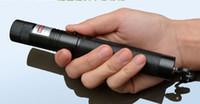 ingrosso luci laser lazer-Forte potere militare AAA Più potente Verde Rosso Blu Puntatore laser viola 532nm laser lazer sd 303 presentatore SOS luce LAZER Torcia elettrica