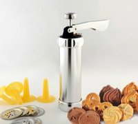 Cheap FDA cookie extrusion machine Best ECO Friendly Metal Aluminum + plastic biscuit machine