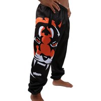 Wholesale Training Boxeo - Black Tiger Boxing trousers ring sport competition and training exercises kickboxing shorts sanda boxeo muay thai short