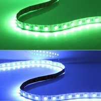 Wholesale Home Party Marketing - RGB LED light Band Waterproof Colorful Party Bar Mall Market Center Decoration Beauty Christmas Tree Indoor Outdoor Switch Color Light Strip