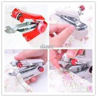 Wholesale Mini Handy Sartorius Sewing Machine - Quick Handheld PORTABLE Mini Handy Sartorius Sewing Machine Sew