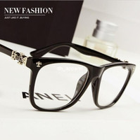 Wholesale new big brand style vintage women s glasses frames fashion men eyeglasses ladies reading glasses