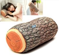 Wholesale Support Pillow Baby Safe - New Design Baby Adult Pillow Wood Shape Safe And Comfortable Head Neck Support Pillow Soft Cushion Pad