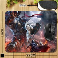 Livraison gratuite Anime Game Lords de The Fallen Wallpaper Tapis de souris Cosplay 180X220X2mm Tapis de souris Mouse