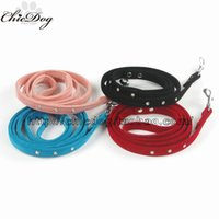 Wholesale Cheap Leashes For Dogs - Wholesale-Hot Sale 2015 Free Shipping New cheap pet leash for dogs wholesale pets products four colors