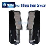 Wholesale Infrared Beam Detector Wireless - Solar Wireless Infrared Photoelectric Beam Detector