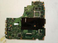 Wholesale Asus 1366 Motherboard - Wholesale-For ASUS K46CM laptop motherboard K46CM REV: 2.0 CPU Non-integrated main board free shipping